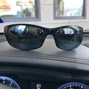Maui Jims Twin Falls polarized sunglasses.